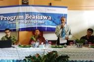 Pemberian Beasiswa Wilayah Lampung