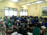 Kegiatan Training Program AutoCAD kepada siswa/siswa di SMKN 2 Surakarta