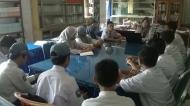 Pemberian Beasiswa Wilayah Makassar (SMK Muh Tello Baru & SMK Muh Bontoala)