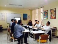Rapat YKMM dengan YPEI membahas Program kerjasama dan Action Plan 2016
